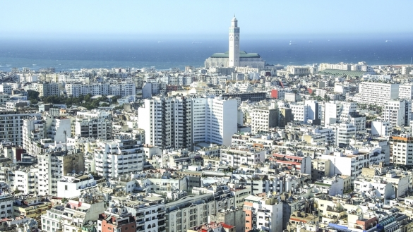 Session de recutement à Casablanca !